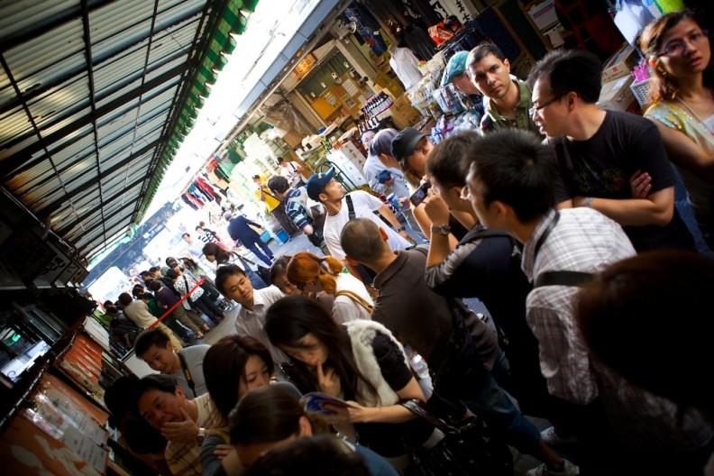 Japan Tsukiji Market