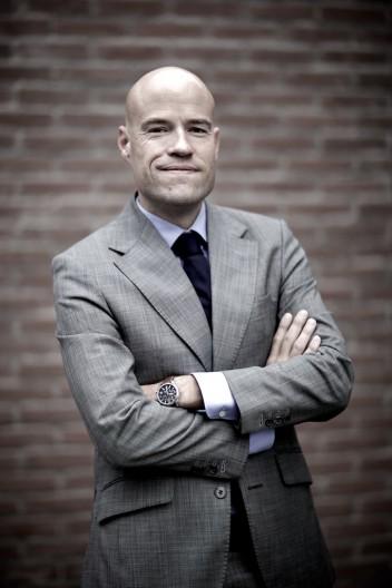 Portret Jeroen Borst - Arvato Bertelsmann