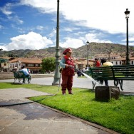 Cultural Heritage Cuzco, Urban Fair, travel, Peru, Machu picchu