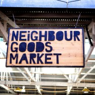 Neighbour goods market